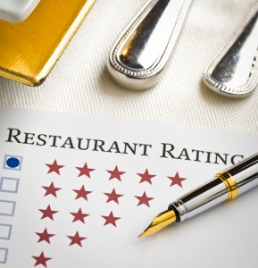 negative reviews for restaurants